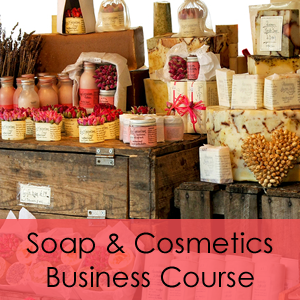Online Soap and Cosmetic Business Class