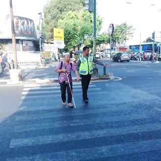 polisi baik hati
