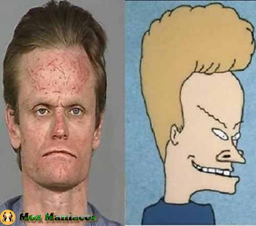 "Beavis de ""Beavis and Butt-Head"""