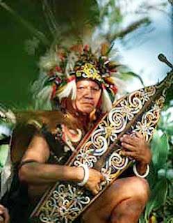 East Kalimantan (Dayak Kenyah Borneo)