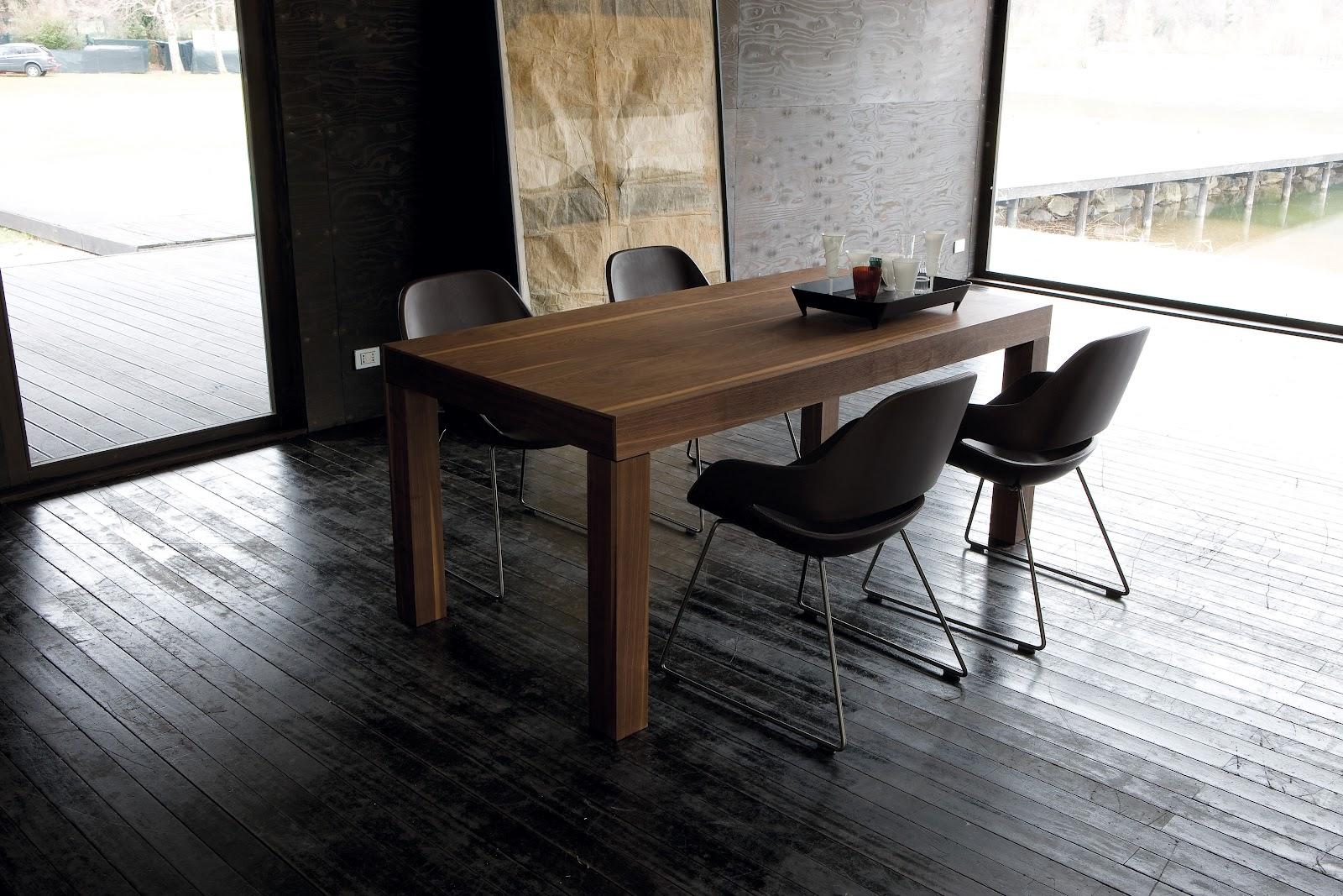 Seaseight Design Blog Design Raw Wood Table