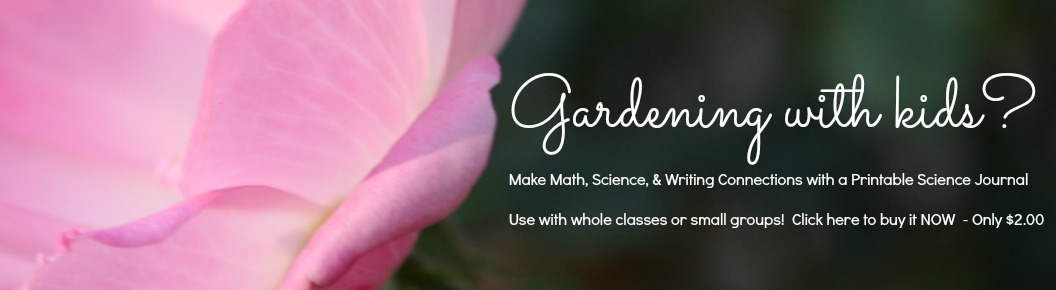 School Gardening Journal Information