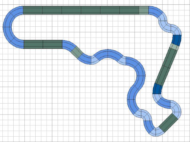 Mis circuitos de slot la mayor colecci n de dise os de for Puerta 2 autodromo hermanos rodriguez