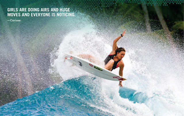 Nike 6.0 - Leave a Message. Nike 6.0 presents a women's surf film