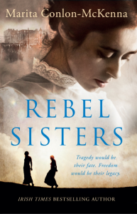 Worldwide Giveaway - 1 Copy of Rebel Sisters by Marita Conlon-McKenna
