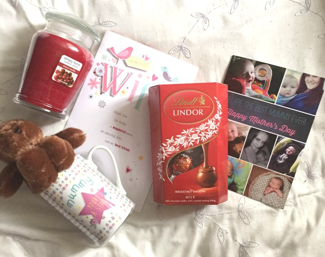 Lovely mothers' day presents