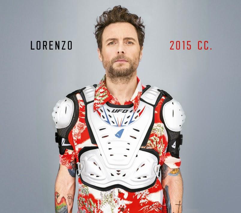 Lorenzo 2015 CC: l'ultimo successo di Jovanotti