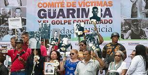 Victimas de las Guarimbas