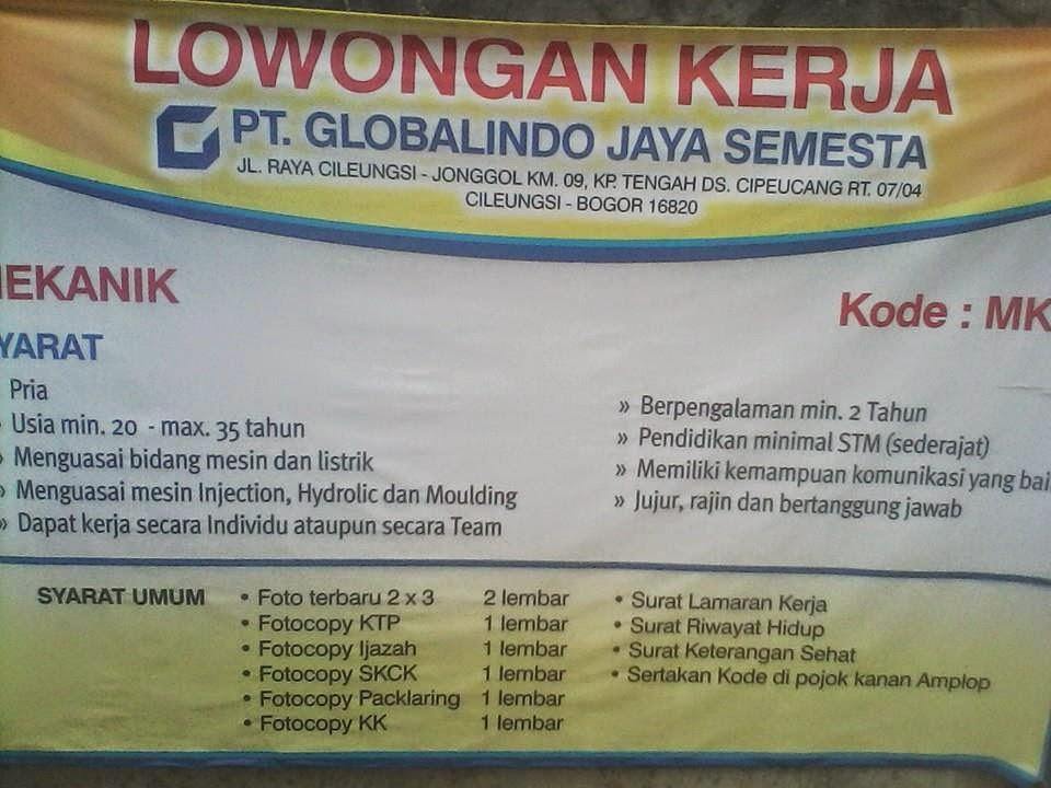 "<img src=""Image URL"" title=""PT. Globalindo Jaya Semesta"" alt=""PT. Globalindo Jaya Semesta""/>"
