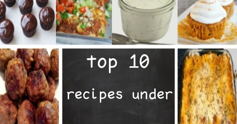 Top 10 Recipes Under (2 SmartPoints) - weight watchers recipes