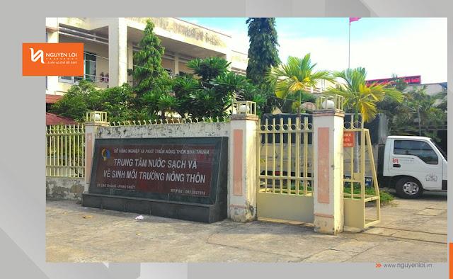 Thuê xe tải chở hàng Bình Thuận