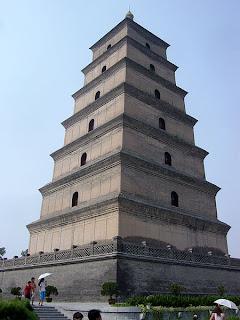 Dev Vahşi Kaz Pagodası