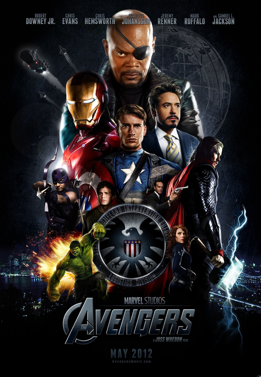 Descarga The Avengers