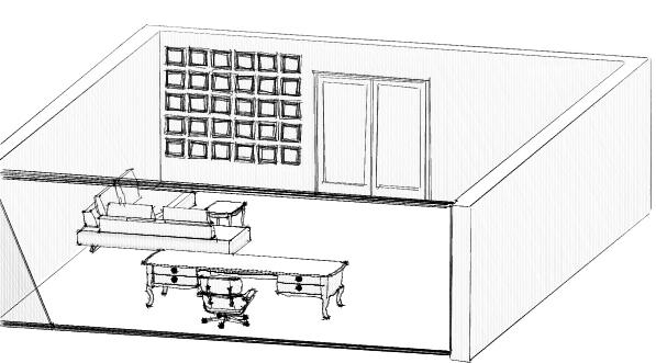 50 sombras shades el despacho de christian grey for Despachos lujosos