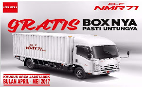 ISUZU BOX DP 12 JT