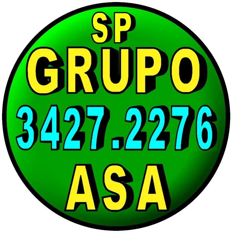 DD ASA SP ☎ 11 4149 4639 ☆ GRUPO ASA SP