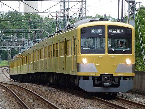 西武新宿線 各停 西武新宿行き 新101系(引退)