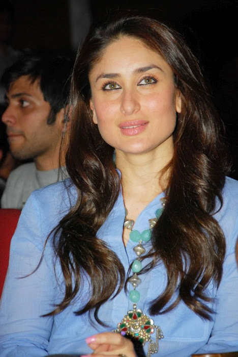Kareena Kapoor Face Close up1 - Kareena Kapoor Face Close Up At National Collages Festival