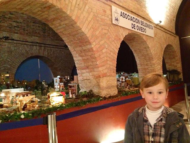 Asturias con niños: Belén en el Auditorio de Oviedo