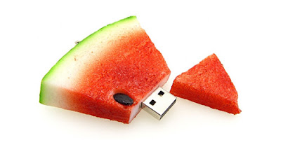 Funny Watermelon USB