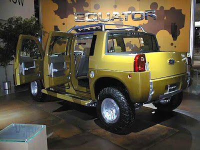 Ford Equator