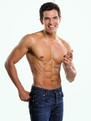 Adrian-Maulana-Hot-Body-Sixpack-Shirtless