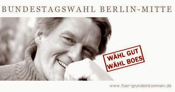 Bundestagswahl Berlin-Mitte