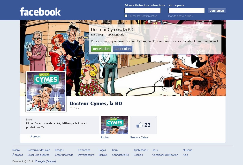 https://www.facebook.com/pages/Docteur-Cymes-la-BD/396473247123936