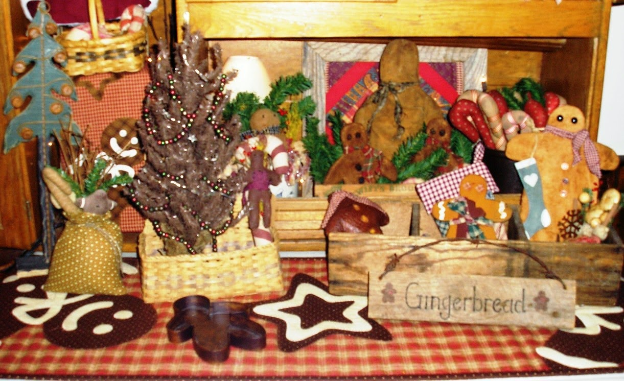 GINGERBREAD JUNCTION