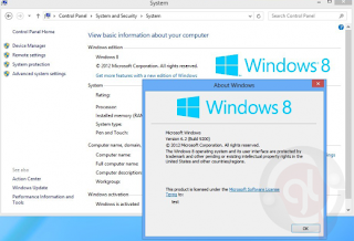 Windows 8 Professional available to download