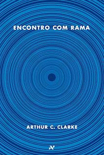 Capa do livro Encontro com Rama
