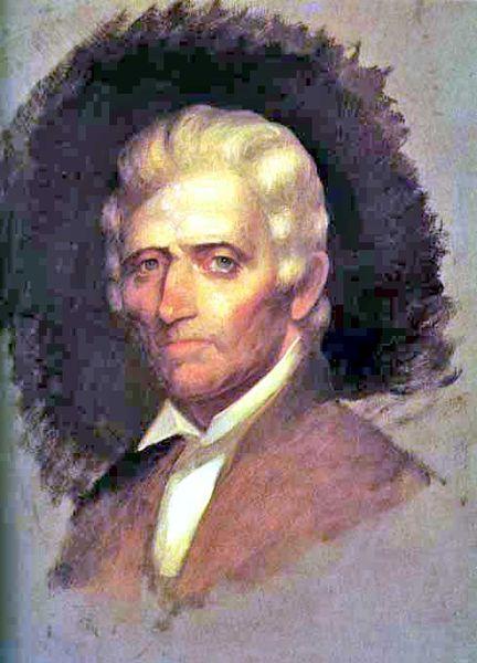 Daniel Boone public domain image