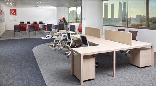 Suministros anbo comunicaciones anbo suministros for Marcas de muebles para oficina