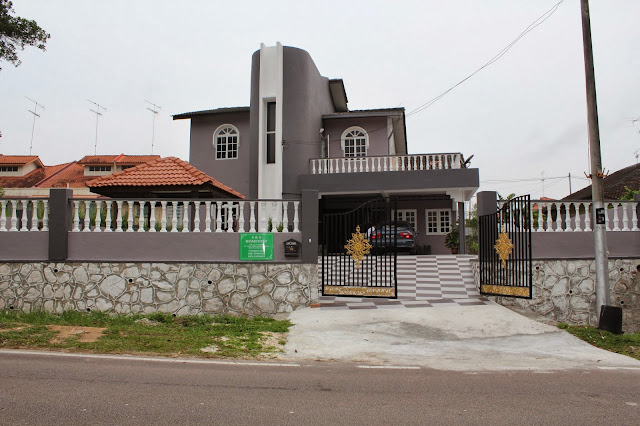 Homestay di Kluang Johor