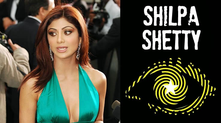 Shilpa Shetty - Celebrity Big Brother