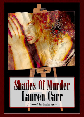Interview With :   Lauren Carr, Author of Shades of Murder