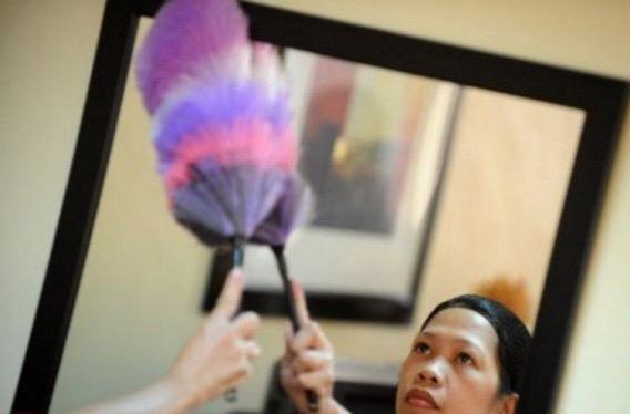 Gaji Minimum Pembantu Rumah Indonesia RM900