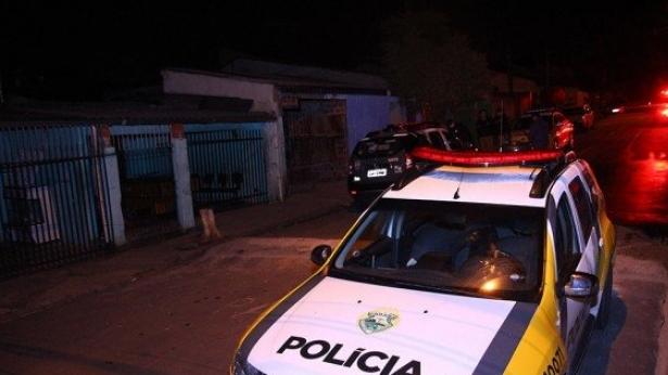 5 Mortos com tiros na Cabeça em Curitiba