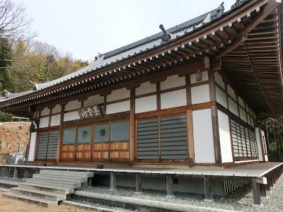 伊豆の国市香山寺