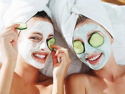 chăm sóc da mặt tại nhà đúng cách