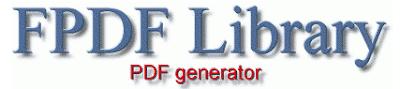 Imagen del logo de FPDF