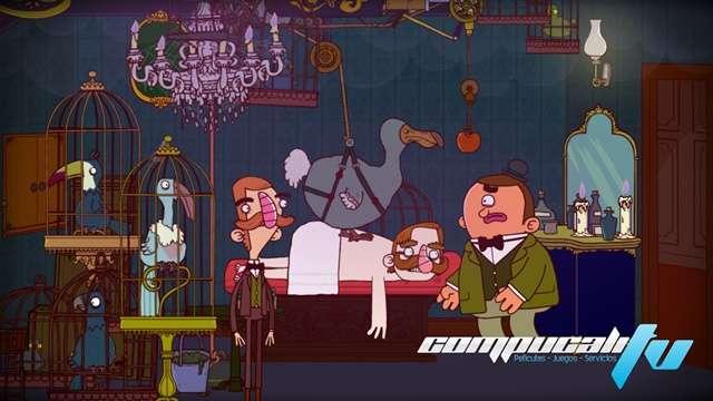 Adventures of Bertram Fiddle: Episodio 1 PC Game Español