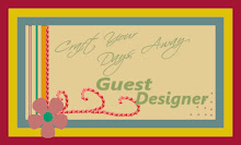 Guest Designer for Craft Your Days Away