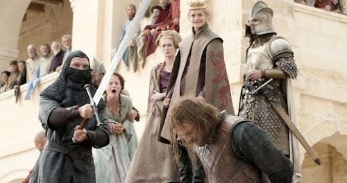 Vídeo mostra primeira e última cena de personagens mortos em Game of Thrones