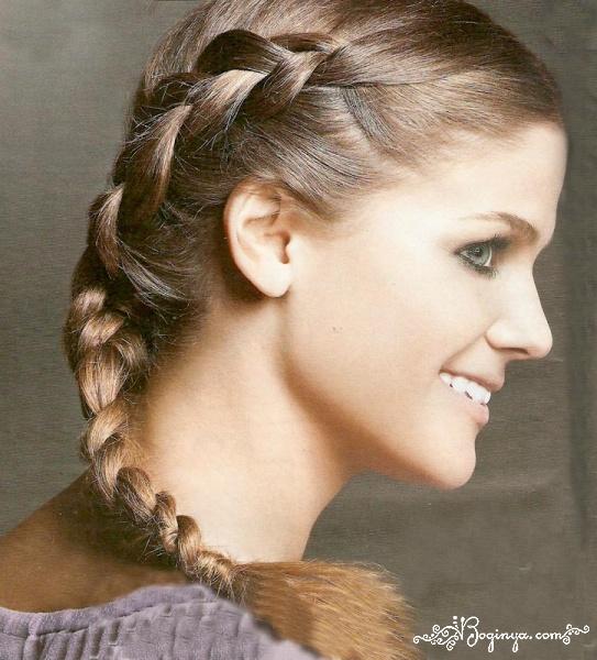 Косы плетения длинные волосы