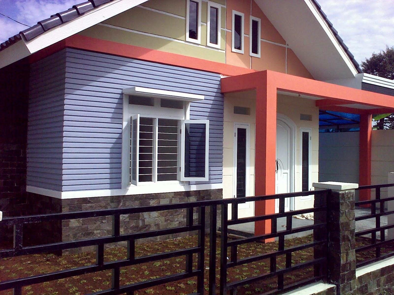 Desain Rumah Minimalis 100 Juta