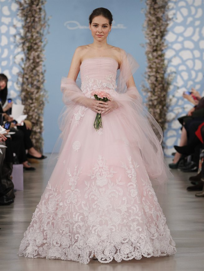 Fashion and stylish dresses blog oscar de la renta spring for How much do oscar de la renta wedding dresses cost