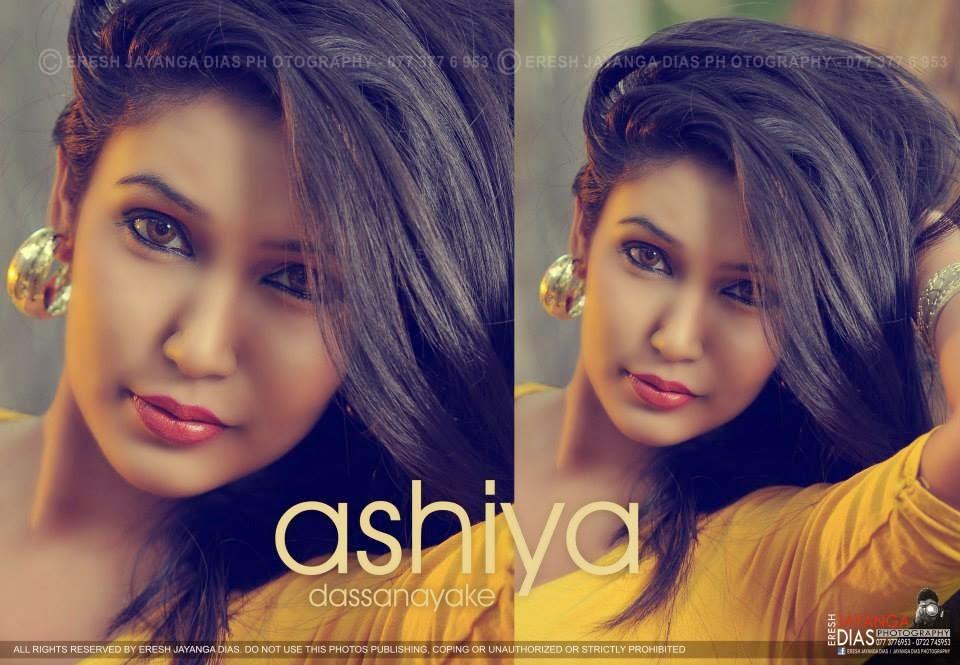 Ashiya Dassanayake cute