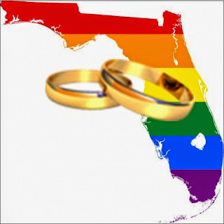 rainbow Florida with rings