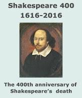 IV Centenario muerte de Shakespeare.